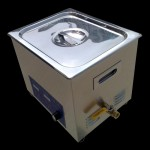 15L stainless steel dental ultrasonic cleaner