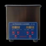 1.3L ultrasonic eyeglass cleaner