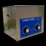 14L stainless steel ultrasonic lens cleaner