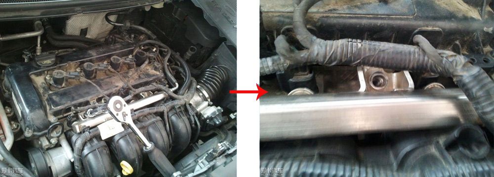 injector cleaning
